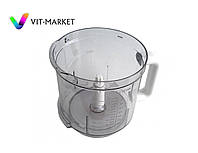 Оригинал. Чаша основная для кухонного комбайна BRAUN код 67051144, 7322010204