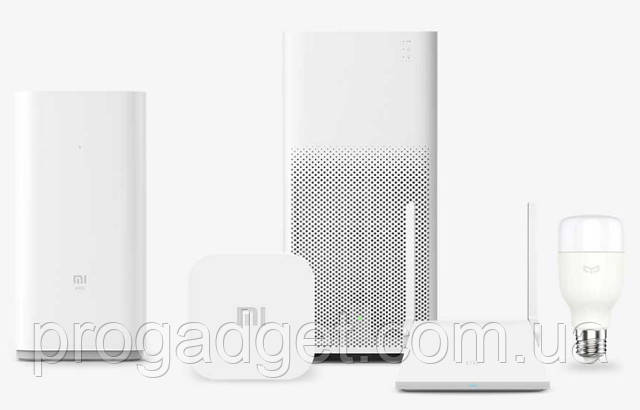 Xiaomi Mi Smart WiFi Remote Control Multi-functional Gateway - Многофункциональный шлюз для умной техники!