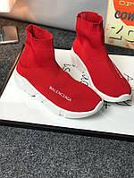 Высокие кеды Balenc Материал : обувной текстиль + (2 цвета)