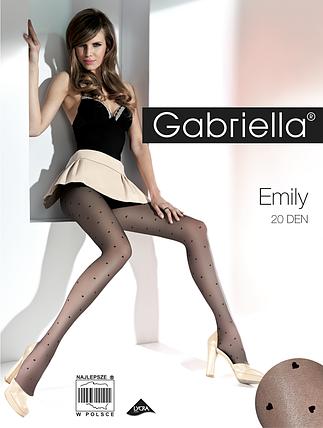 Колготки женские Emily Gabriella , фото 2
