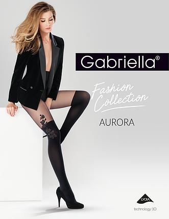 Колготки женские имитация Aurora Gabriella , фото 2