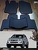 Коврики на Mercedes ML-Class W164 '05-11. Автоковрики EVA