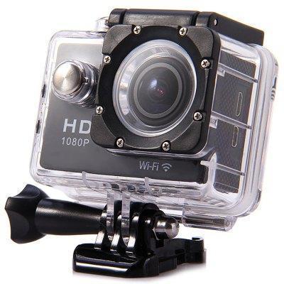 Экшн камера Sports Cam W9 FullHD с Wi-Fi