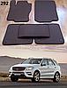 Коврики на Mercedes ML-Class / GLE W166 '11-18. Автоковрики EVA