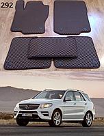 Коврики на Mercedes ML-Class / GLE W166 '11-18. Автоковрики EVA, фото 1