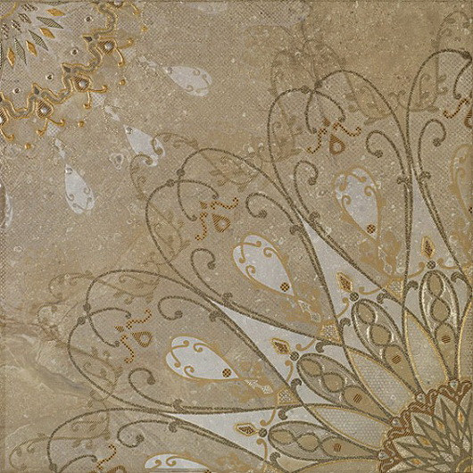 Керамогранит APE Midas Decor CLAUDIA OCRE Арт. 202665