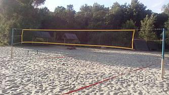 """Сітка для пляжного волейболу """"ПРОФИК"""" Ø шнура - 3,5 мм."""