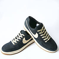 Мужская обувь Коннорс : кожаные, синие, мужские кроссовки, ортопедические