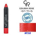 Помада-карандаш Golden Rose Smart №16, фото 2