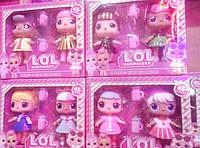Кукла лола 10 см в коробке 2 шт