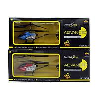 Вертолет 1309AB  р/у,аккум,22,5см,свет,гироскоп,3канала,2цв,в кор-ке,40-15,5-7см