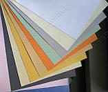 Рулонные шторы Блэкаут Умбра оранжевый, фото 3