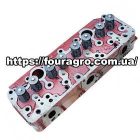 Головка блока цилиндров МТЗ-80, МТЗ-82, Д-240 (240-1003012-А1 СБ) ГБЦ на 4 шпильки