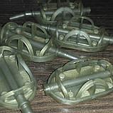 Карповая кормушка Метод ROOMY  Флэт ( method ROOMY flat) 50 грамм, фото 2