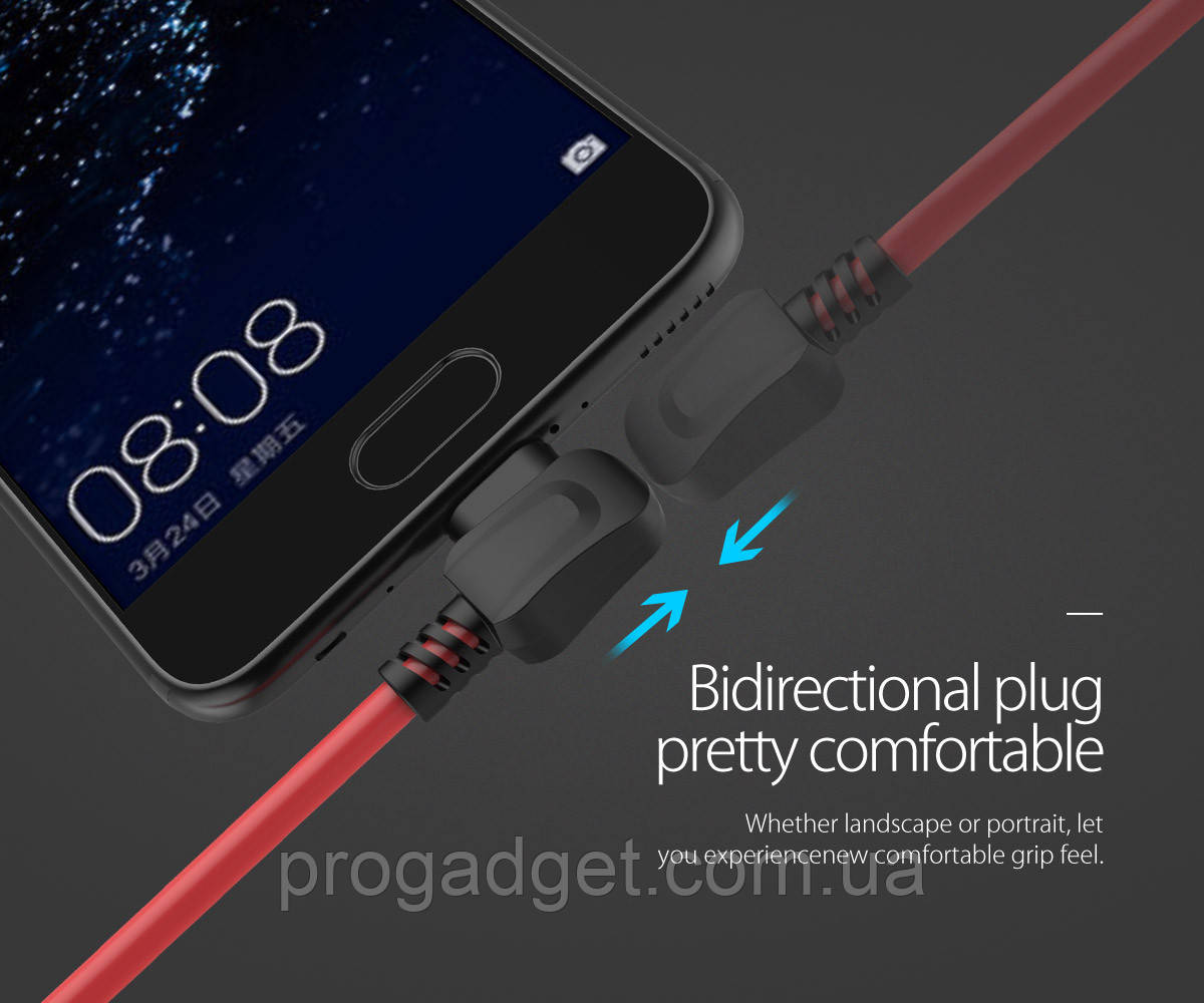 ORICO TCW-10 data cable 1 м кабель USB-USB type C 2,4 A Max 22 AWG