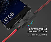 ORICO TCW-10 data cable 1 м кабель USB-USB type C 2,4 A Max 22 AWG, фото 1