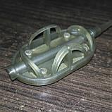 КОРОПОВА ГОДІВНИЦЯ Метод ROOMY Флет ( method ROOMY flat) 60 грам, фото 2