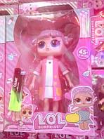 Кукла Лола 15 см в коробке музыкальная