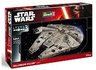"Пластиковая сборная модель "" Star Wars ™ 1/72 Millennium Falcon ™ "" Revell ( RV03600 85-5093 )"