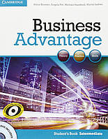 Business Advantage Intermediate Student's Book (+DVD)