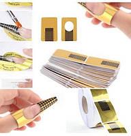 Форма для наращивания ногтей 100ШТ