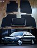 Коврики на Mitsubishi Galant 7 (E50) '92-98. Автоковрики EVA