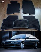 Коврики на Mitsubishi Galant 7 (E50) '92-98. Автоковрики EVA, фото 1
