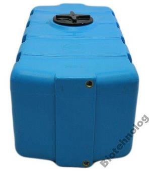 Бесплатная доставка. Бак, бочка, емкость 300 литров пищевая прямоугольная, крышка d 22 см SG, фото 2