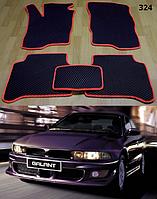 Коврики на Mitsubishi Galant 8 '96-03. Автоковрики EVA