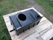 Бесплатная доставка. Бак, емкость 250 литров для туалета, биотуалета, унитаз 300, фото 3