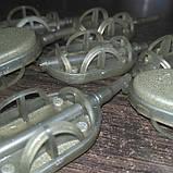 Коропова годівниця Метод ROOMY Флет (Method ROOMY Flat) 100 грам, фото 3