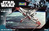 """Пластиковая сборная модель """" Star Wars ™ ARC-170 Clone Fighter """" Revell ( RV03608 )"""
