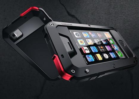 Чехол для iPhone 4 4S Lunatik Taktik Extreme