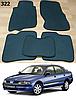 Коврики на Mitsubishi Carisma '95-06. Автоковрики EVA