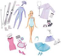 Игровой набор кукла Барби Календарь приключений Barbie Advent Calendar , фото 1