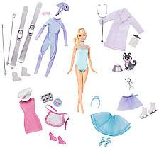 Игровой набор кукла Барби Календарь приключений Barbie Advent Calendar