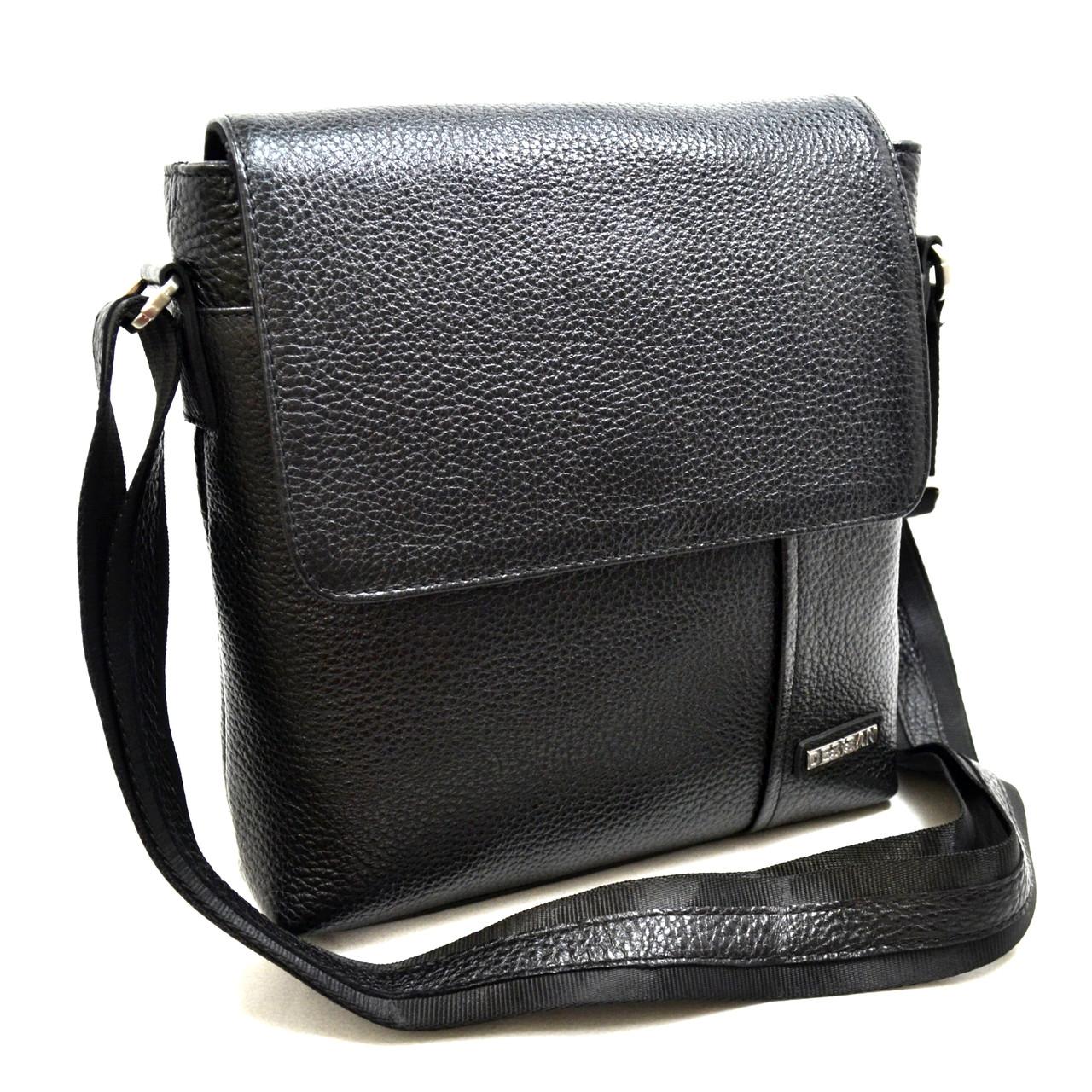 2e52eb12f6d1 Мужская сумка из натуральной кожи Desisan - Интернет-магазин