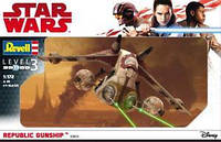 "Пластиковая сборная модель "" Star Wars ™ Republic Gunship "" Revell ( RV03613 )"