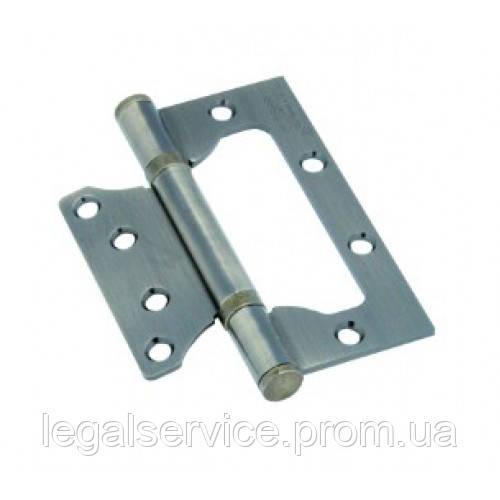 Петли для межкомнатных дверей накл.(сталь) USK 100*63*2-2ВВ 33мм