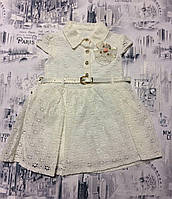 Платье на девочку 1-2-3 года купить оптом, фото 1