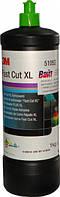 Полировальная паста 3М 51052 Fast Cut Plus XL, 1 литр
