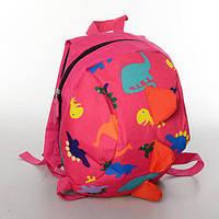 Рюкзак MK 1830  размер средний,24-20-6см,1отд,застежка-молния, 5цветов,в кульке,