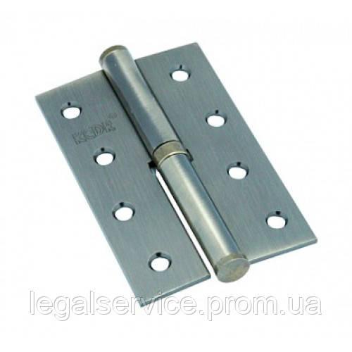 Петли для межкомнатных дверей раз.(сталь) USK 100*63*2-1ВВ L/R