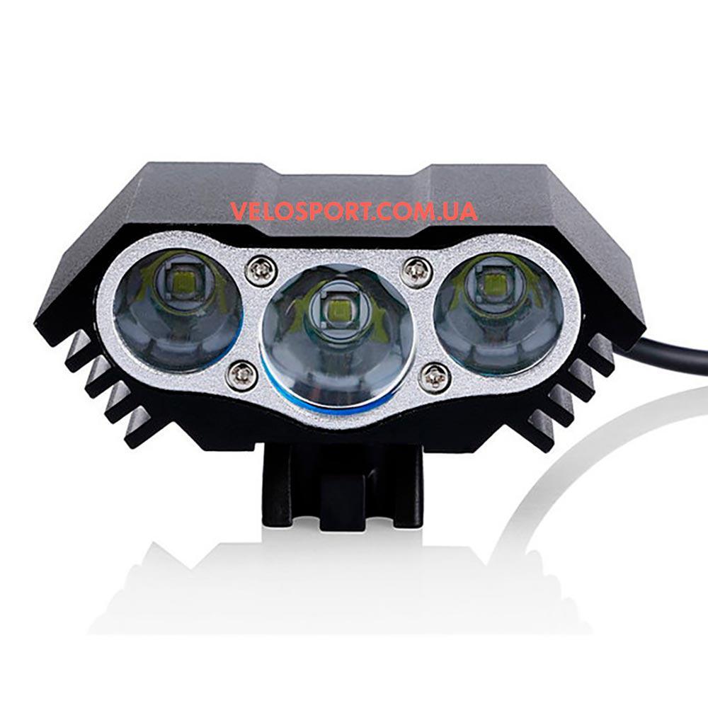 Велофонарь светодиодный NEWBOLER 3 XM-L U2 LED