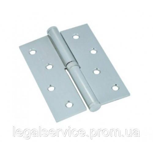 Петлі для міжкімнатних дверей разів.(сталь) USK 4*3*2,5-1ВВ L/R