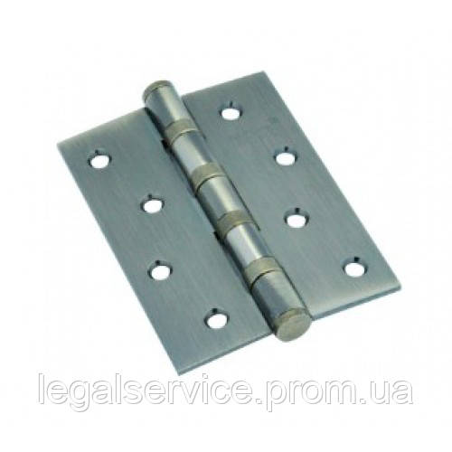 Петли для межкомнатных дверей универсальные (сталь) USK 4*3*2,5-2ВВ L/R
