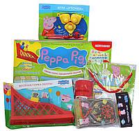 Свинка Пеппа. Журнал. Специальный выпуск. Изучай профессии с Пеппой (+ набор игрушек)