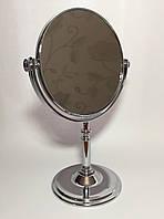 Зеркало косметическое. Размер 27,5*18,5 см.