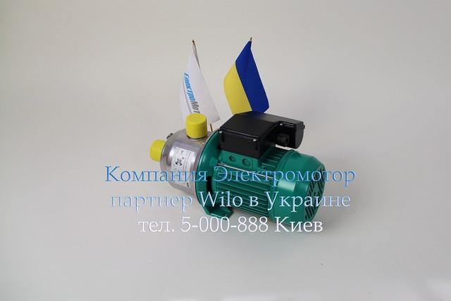 Насос  Wilo  MP 605 EM
