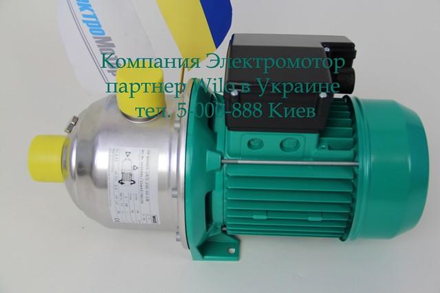 Насос  Wilo  MP 604 EM